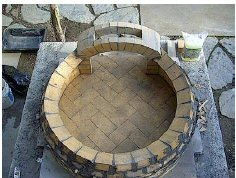 How to Build an Outdoor Pizza Oven - Ask.com