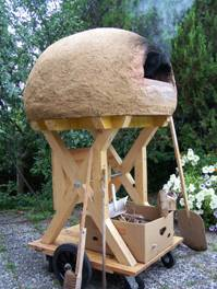 cob oven