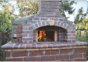 Frankie Gu0027s Pizza Oven Project U2013 Good Photo Record And Pizza Info.