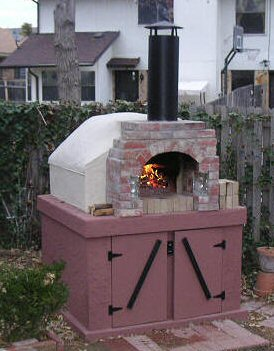How to Build a Pizza Wood Oven | eHow.com