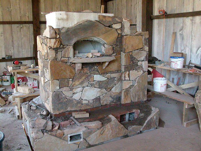 Masonry Stove Builders Heatkit Masonry Heater By John Fisher
