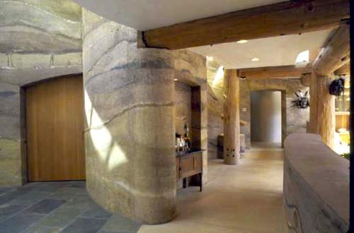 Rammed Earth House Plans Find House Plans
