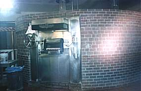 Farjas oven at Acme Bakery, Berkley
