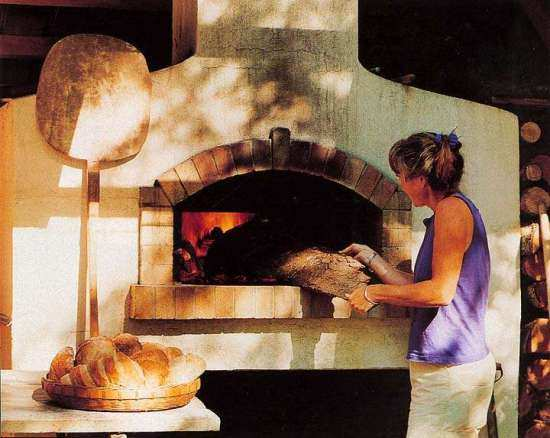 Heather's oven