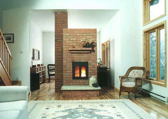 scroll down while masonry heater picture is loading