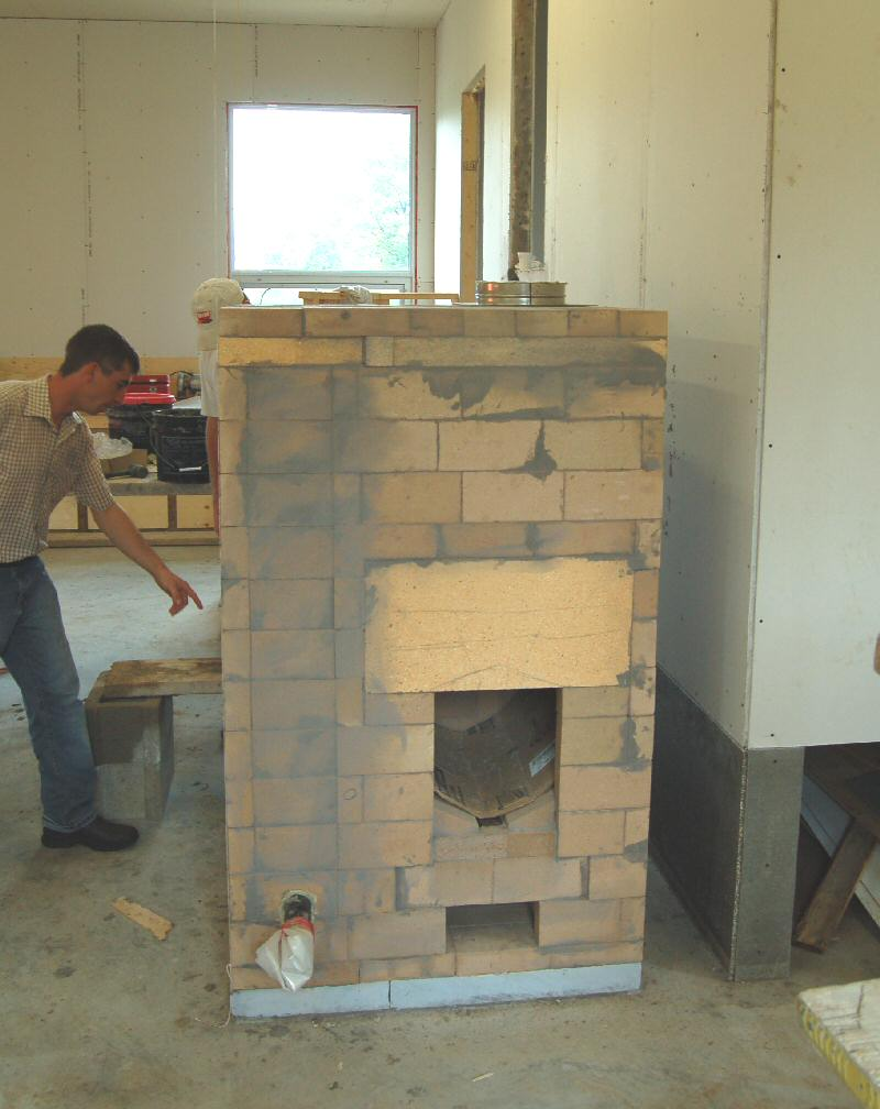 Mine Wood Complete Homemade Indoor Wood Boiler